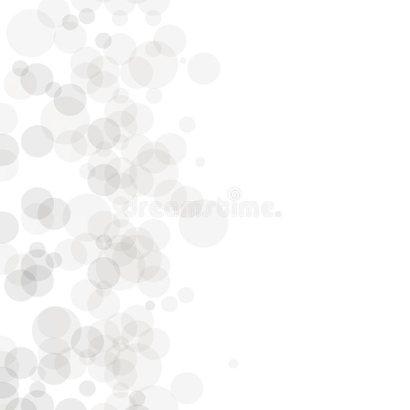 Vector geometric pattern. Modern texture in monochrome. Grey dotted design. Stylish tiles of circles. Abstract background on the b. Ook cover, brochure, flyer or vector illustration