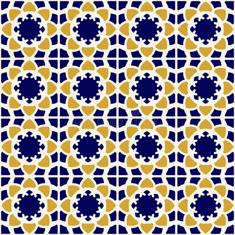 Vector Geometric Pattern stock illustration