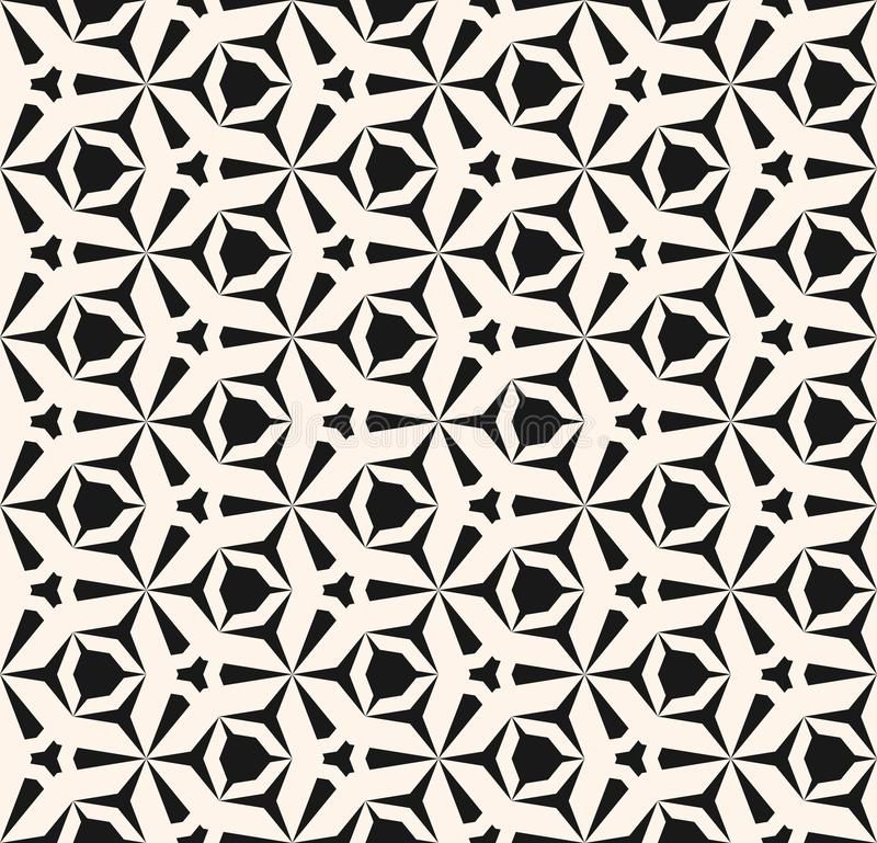 vector geometric seamless pattern with edgy triangular shapes stock rh dreamstime com free download vector geometric pattern vector geometric pattern free