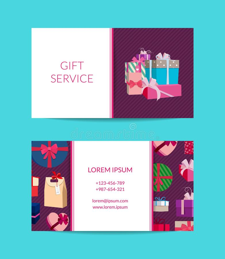 Custom paper services gift cards for business