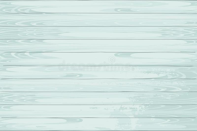 Vector graphic created white wood texture. Hand drawn. EPS 10 stock illustration