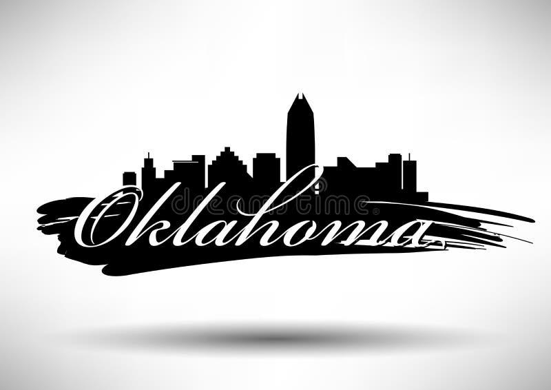 Oklahoma City Skyline Stock Illustrations – 107 Oklahoma