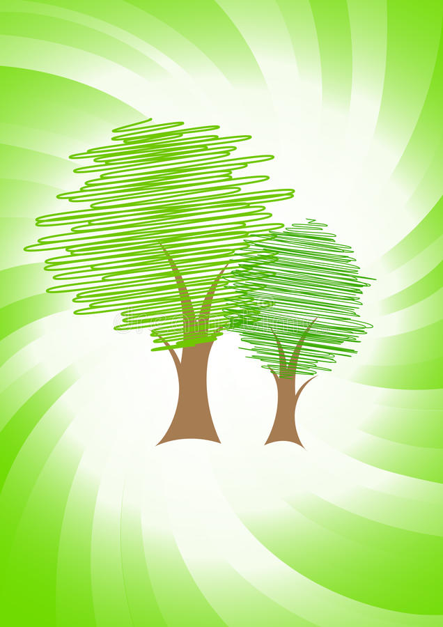 Download Vector green concept stock vector. Illustration of bend - 11469316