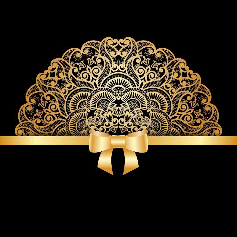 Download Vector greeting card. stock vector. Illustration of elegance - 37160220