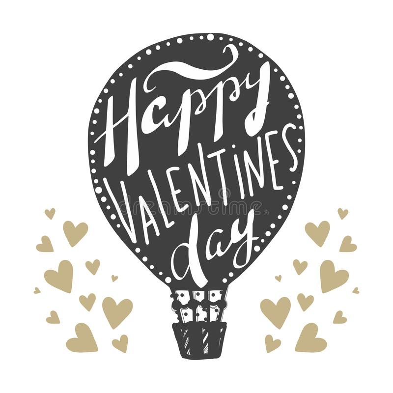 Vector greeting cards on Valentine`s Day. Flowers, hearts, love. Doodle illustrations. Cute design. Hand drawn art vector illustration