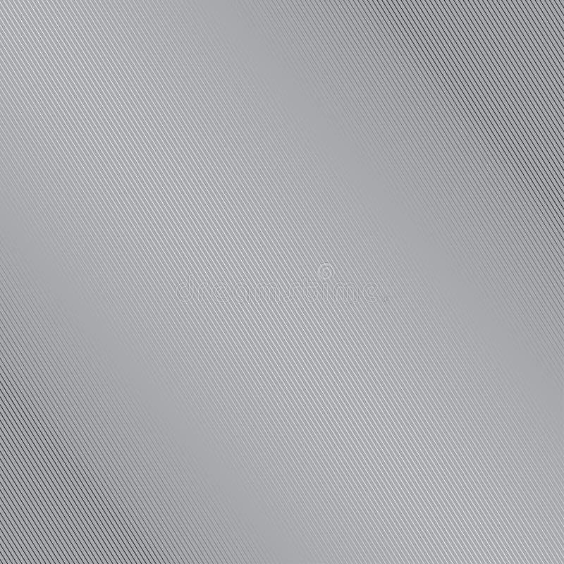 Vector grijze achtergrond met gradiënt royalty-vrije stock afbeeldingen