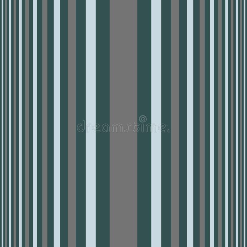 Vector gris verde vertical de la impresión de las rayas de las sombras libre illustration