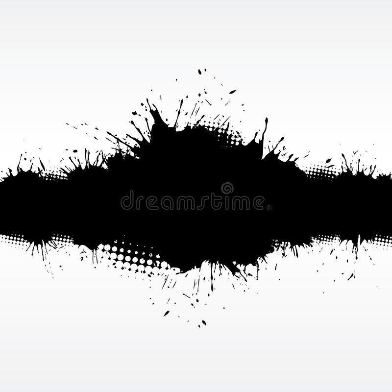 Download Vector grunge background stock vector. Image of background - 9165107