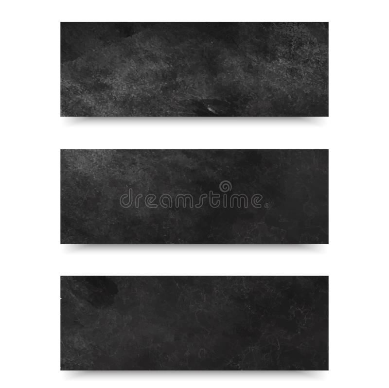 Free Vector Grunge Template Header Design. Royalty Free Stock Photography - 46396197