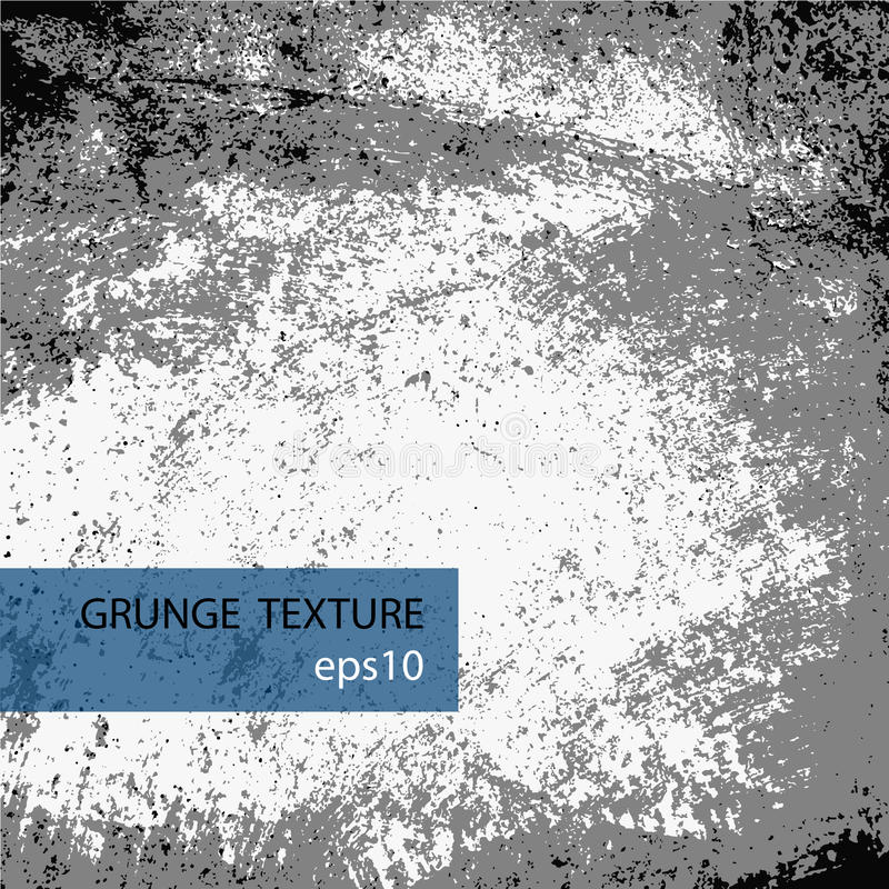 Vector grunge texture. stock image