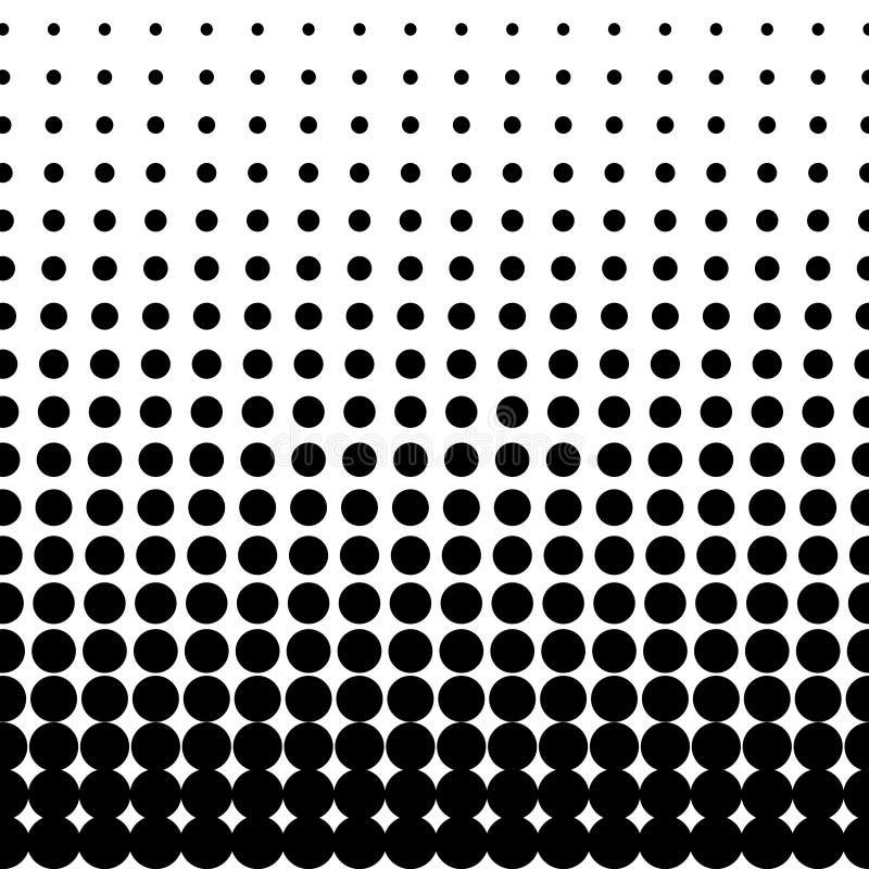vector halftone dots black dots on white background stock vector rh dreamstime com vector halftone dot pattern vector halftone dot pattern