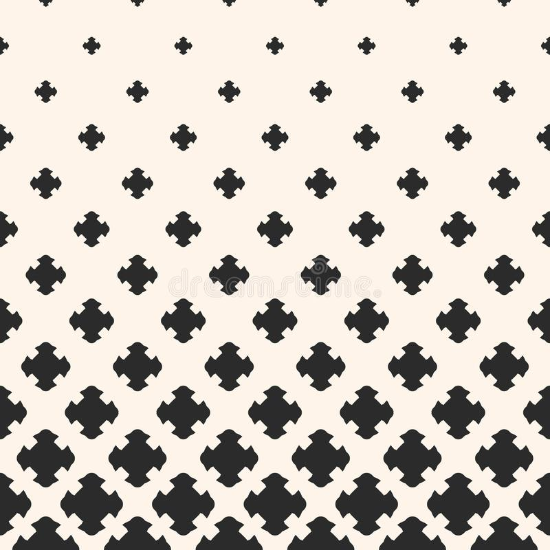 vector halftone pattern gradient transition effect crosses stock rh dreamstime com vector halftone patterns vector halftone illustrator