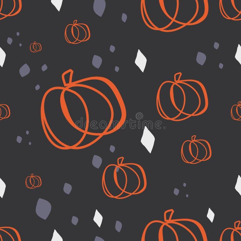 Vector Halloween-Hintergrund lizenzfreies stockfoto
