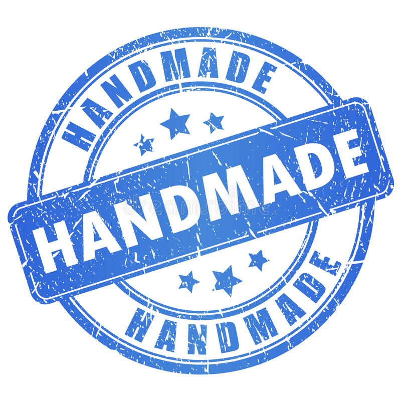 Free Vector Handmade Stamp Royalty Free Stock Photography - 30276487