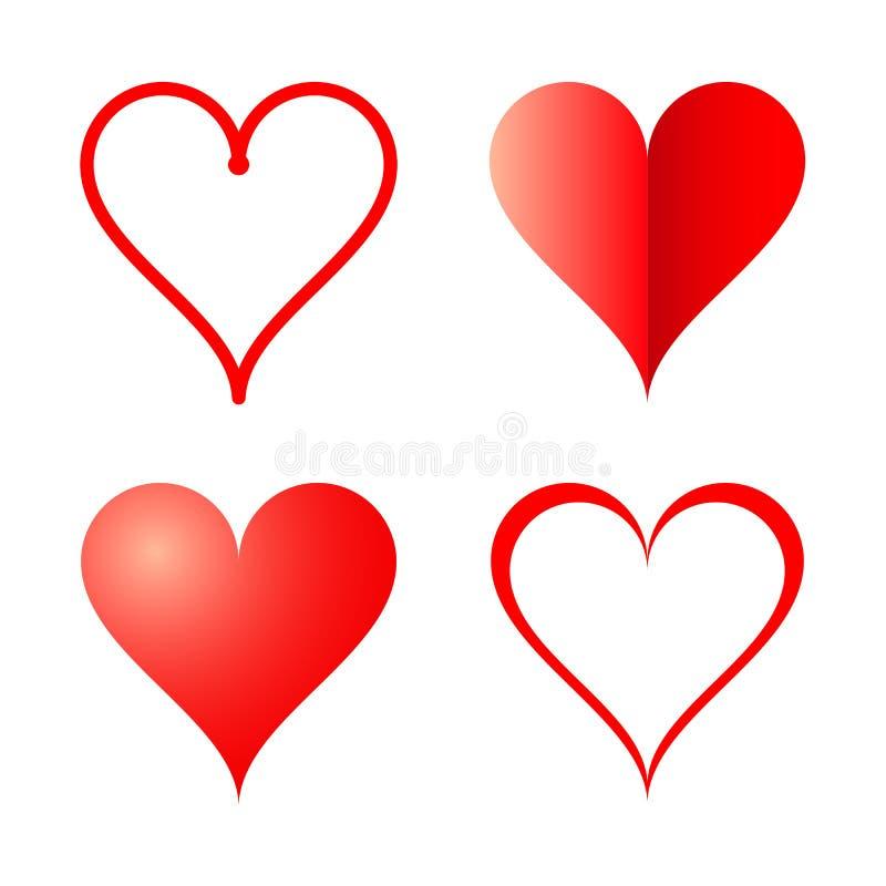 vector heart shape frame on white background stock vector rh dreamstime com vector heart shaped leaf vector heart shaped lighter repair