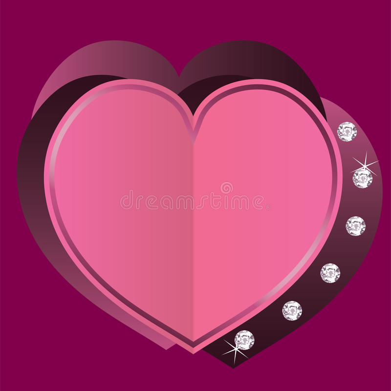 vector heart for valentines day