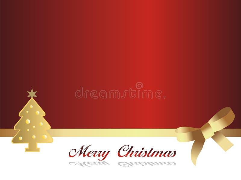 Vector hermoso del fondo de la Navidad stock de ilustración
