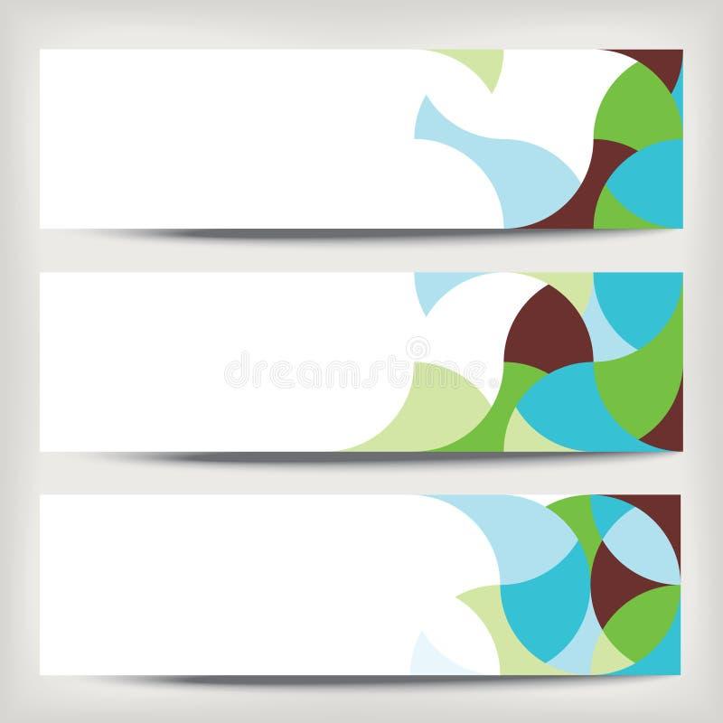 Download Vector Horizontal Banner Stock Image - Image: 22963891