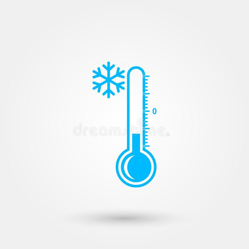 Vector ice cold symbol illustration 1. Vector ice cold symbol illustration vector illustration