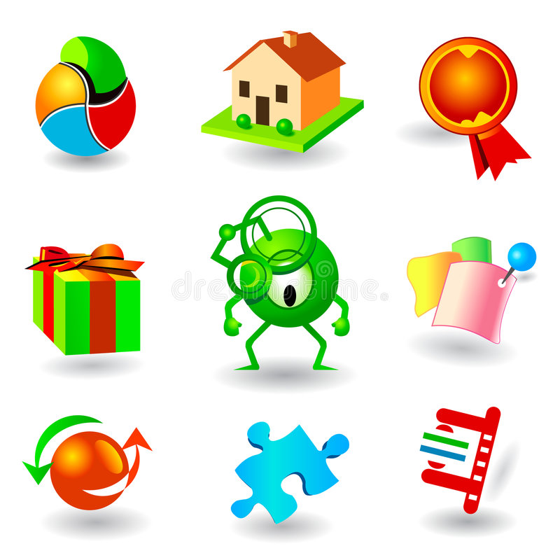 vector icons vector illustration