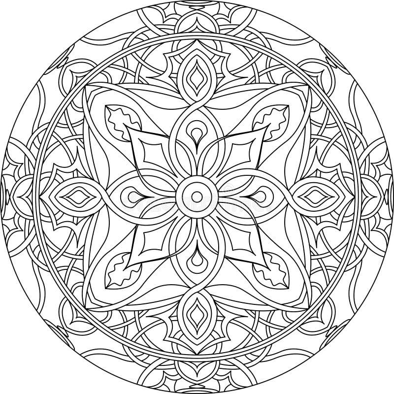 Vector illustratie abstract vectorachtergrond stock foto