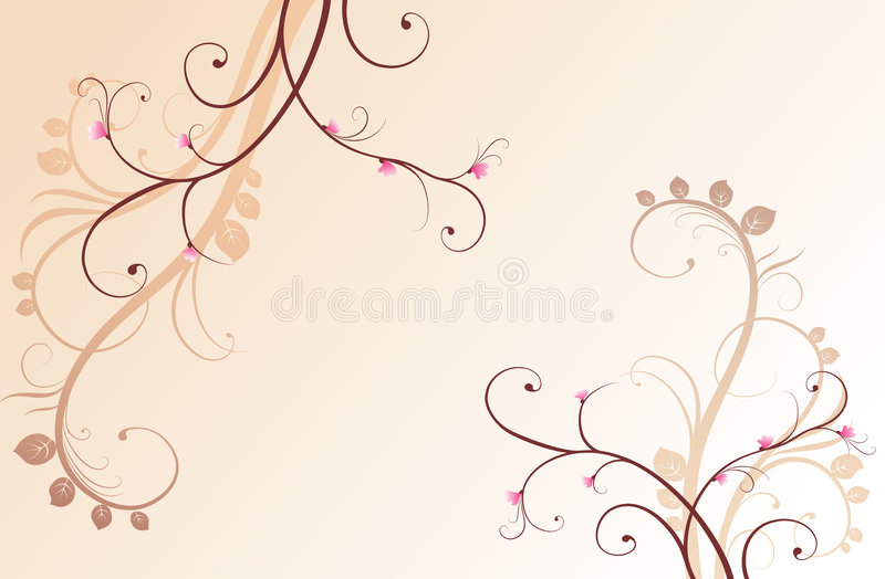 Vector illustratie van takken vector illustratie