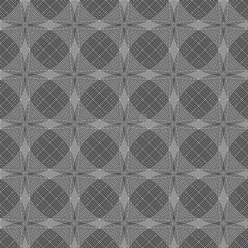 Vector illustration abstract background image of black geometric shapes and lines on white background.  stock photos