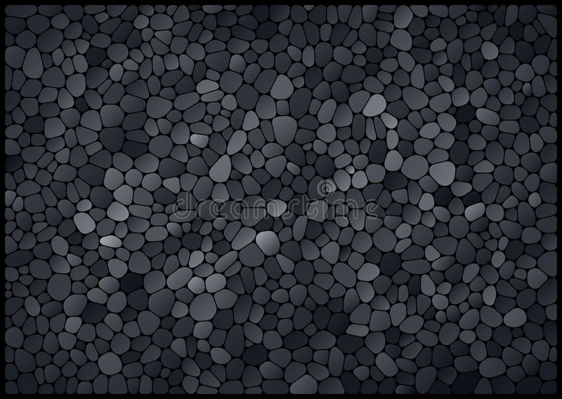 Vector illustration - abstract mosaic background royalty free illustration