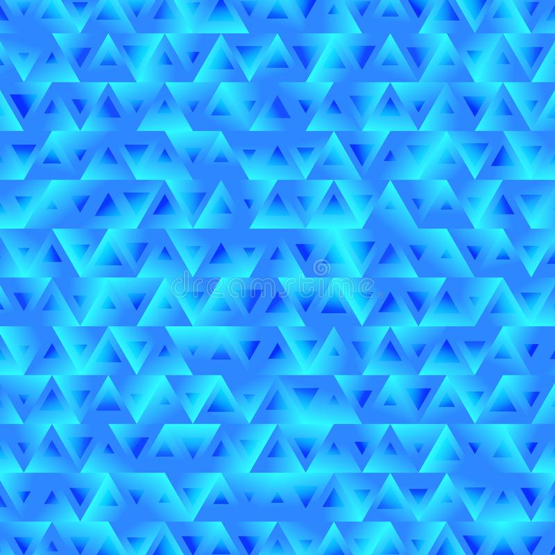Background of abstract texture with triangles vector illustration
