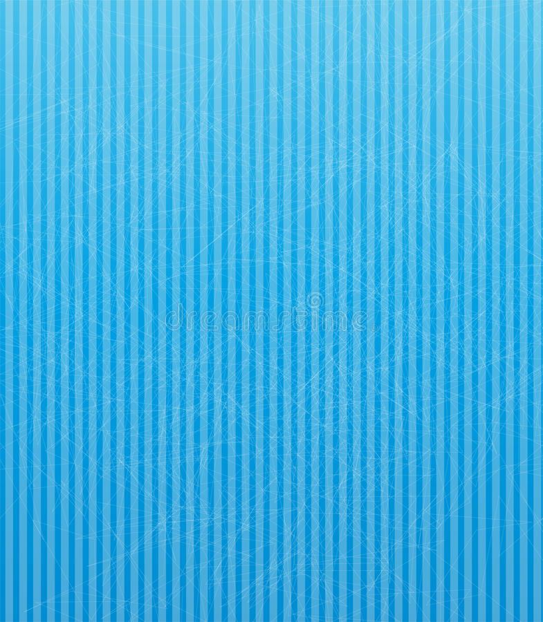 Vector illustration with blue abstract background. royalty free illustration