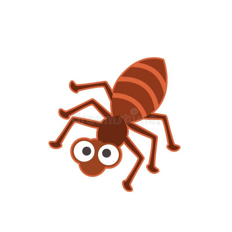 Vector illustration of ant vector illustration