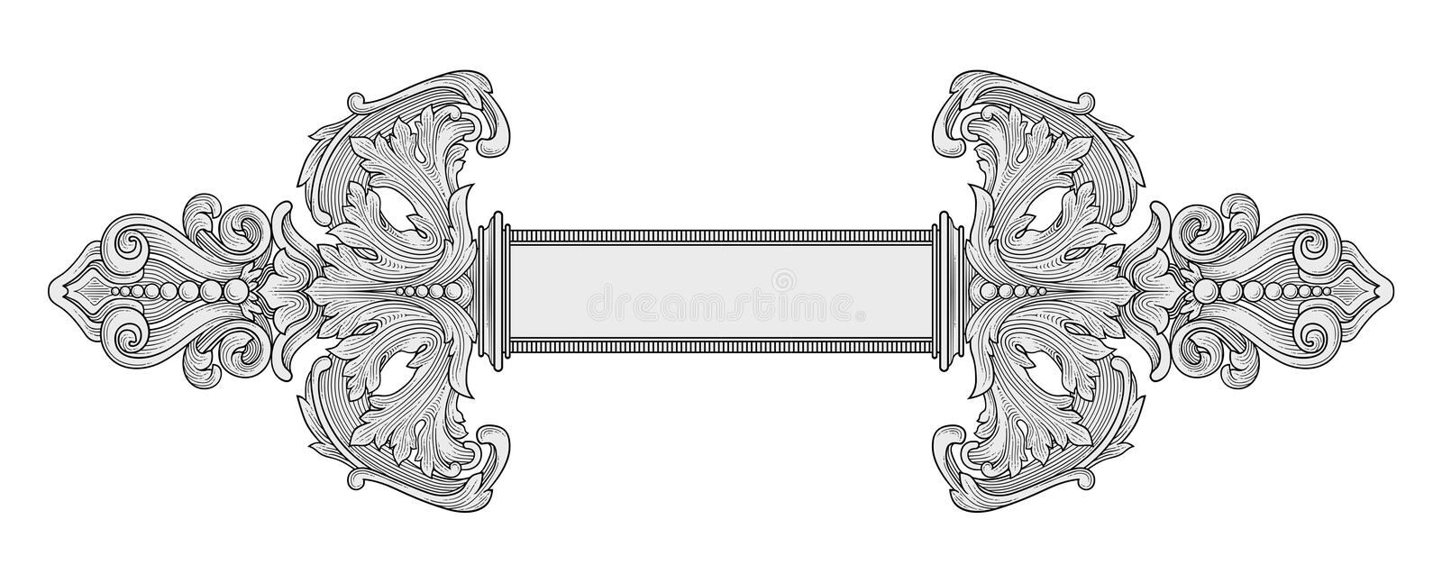 Download Decoration Frame Royalty Free Stock Photo - Image: 30136245