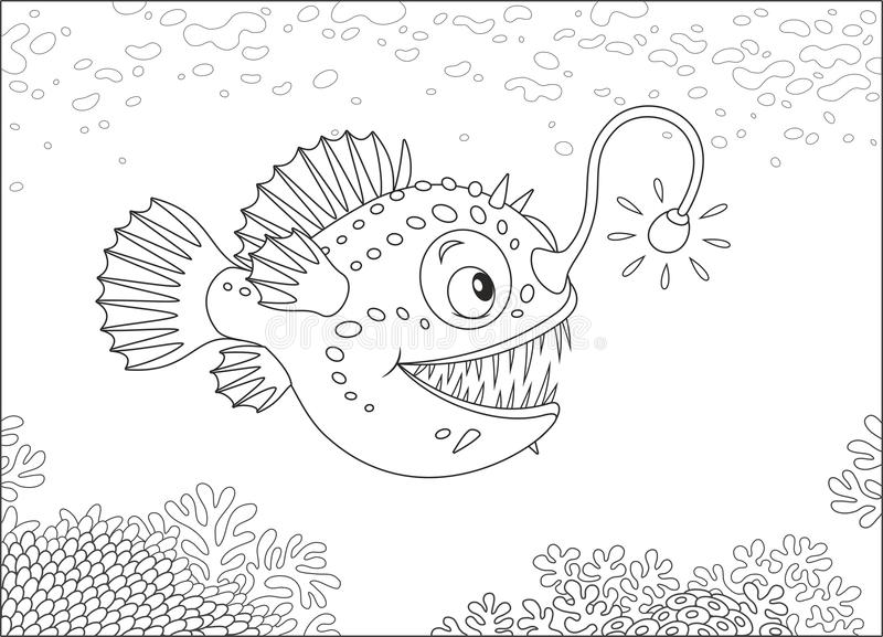 Coloring Pages For Kids Deep Sea Creatures Coloring Book: Coloring ...   577x800
