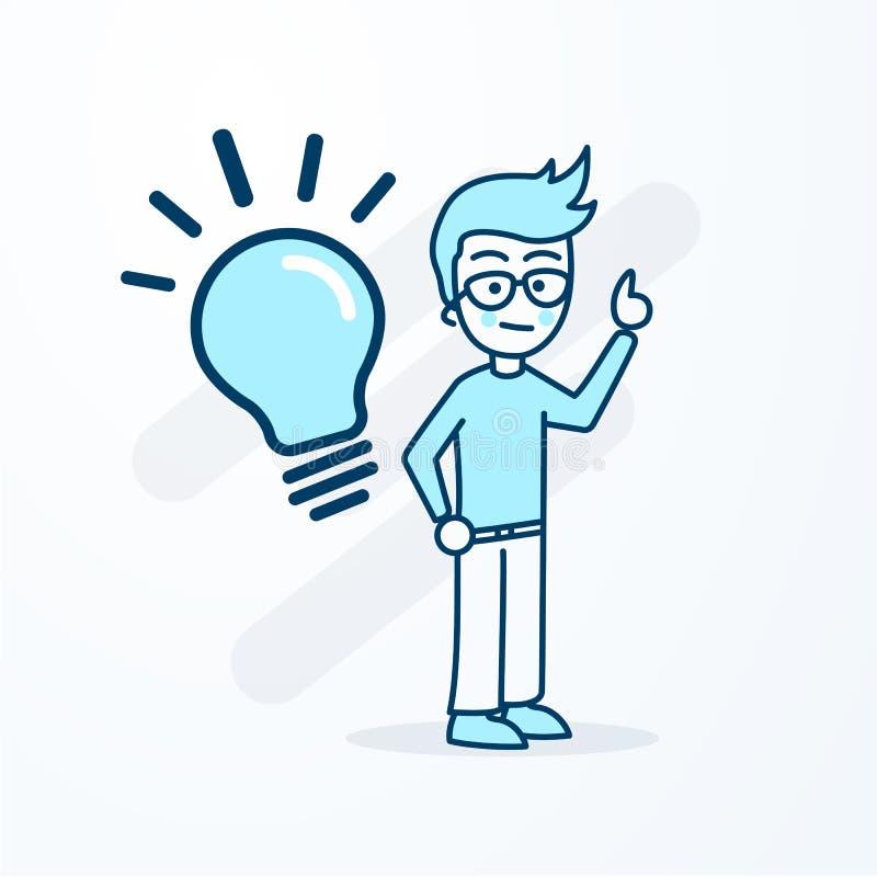 Vector illustration design concept of man emoji and avatar vector illustration
