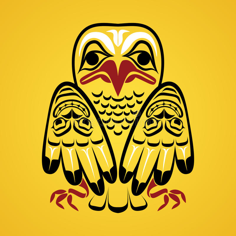 Download Vector Illustration Of An Eagle. Stock Vector - Image: 33885870