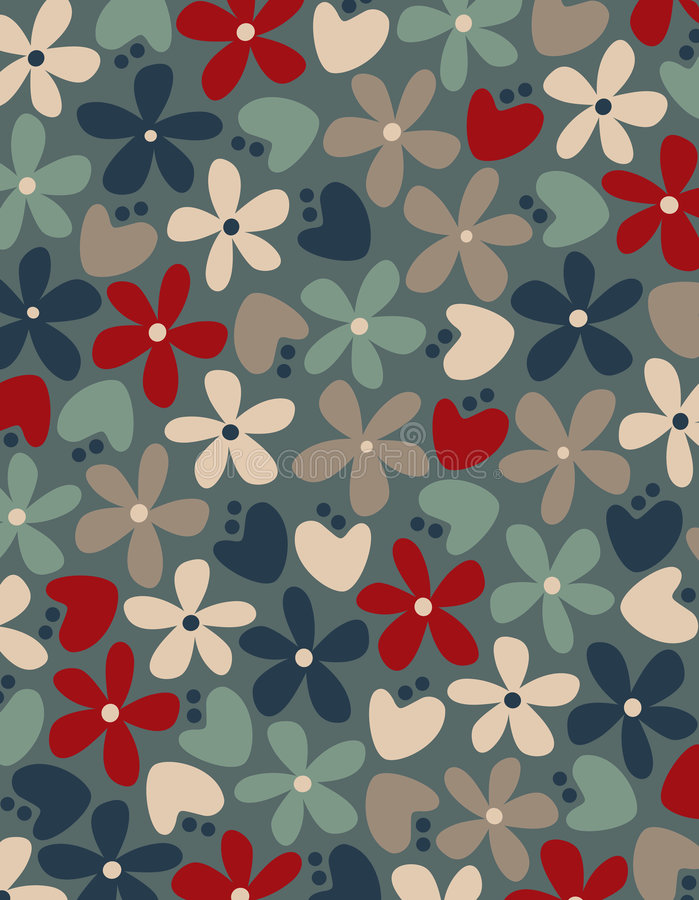 Download Vector Illustration Of Flower Stock Photo - Image: 8763490