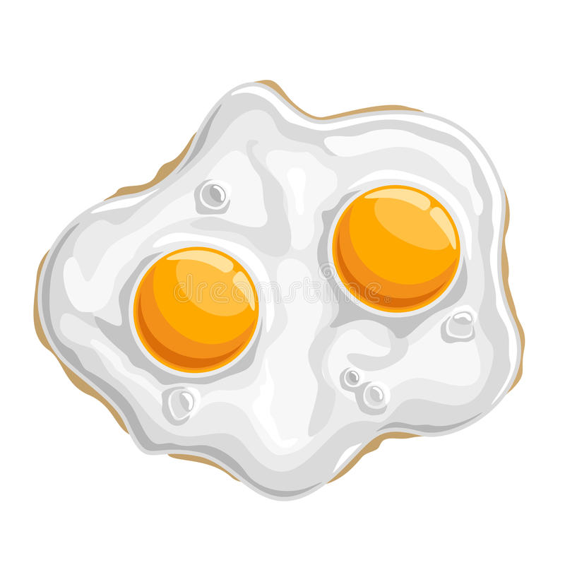 Free Vector Illustration Fried Chicken Egg Royalty Free Stock Photo - 88836695