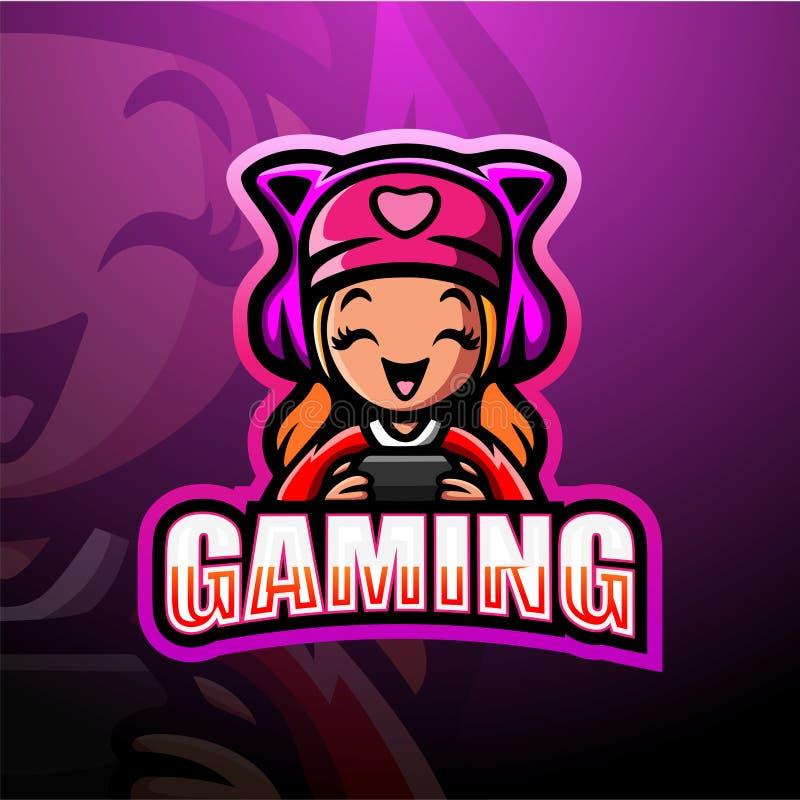 gamer logo stock illustrations 7 561 gamer logo stock illustrations vectors clipart dreamstime dreamstime com