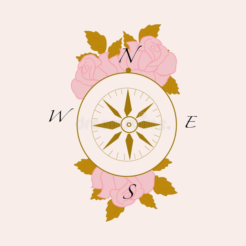 Vintage Pink Compass Stock Illustrations 168 Vintage Pink Compass Stock Illustrations Vectors Clipart Dreamstime