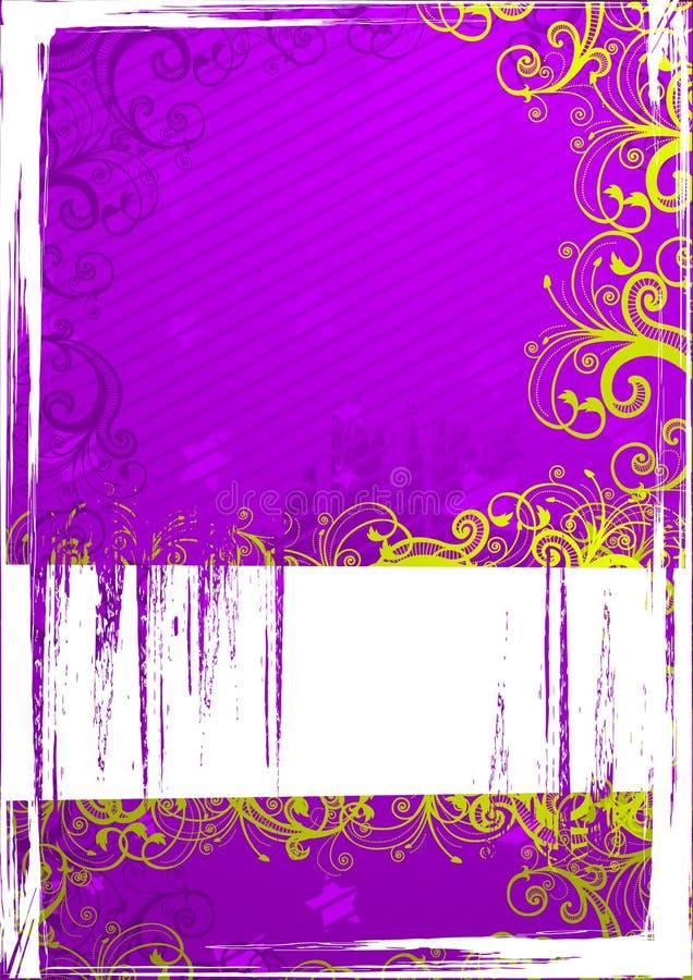Download Vector Illustration Of Grunge Background Stock Vector - Image: 9960043