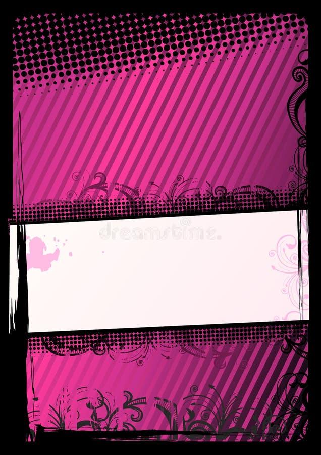 Download Vector Illustration Of Grunge Wallpaper Stock Vector - Illustration: 6398202