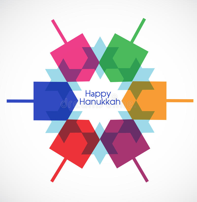 Download Vector Illustration Of Hanukkah Stock Photography - Image: 27318402