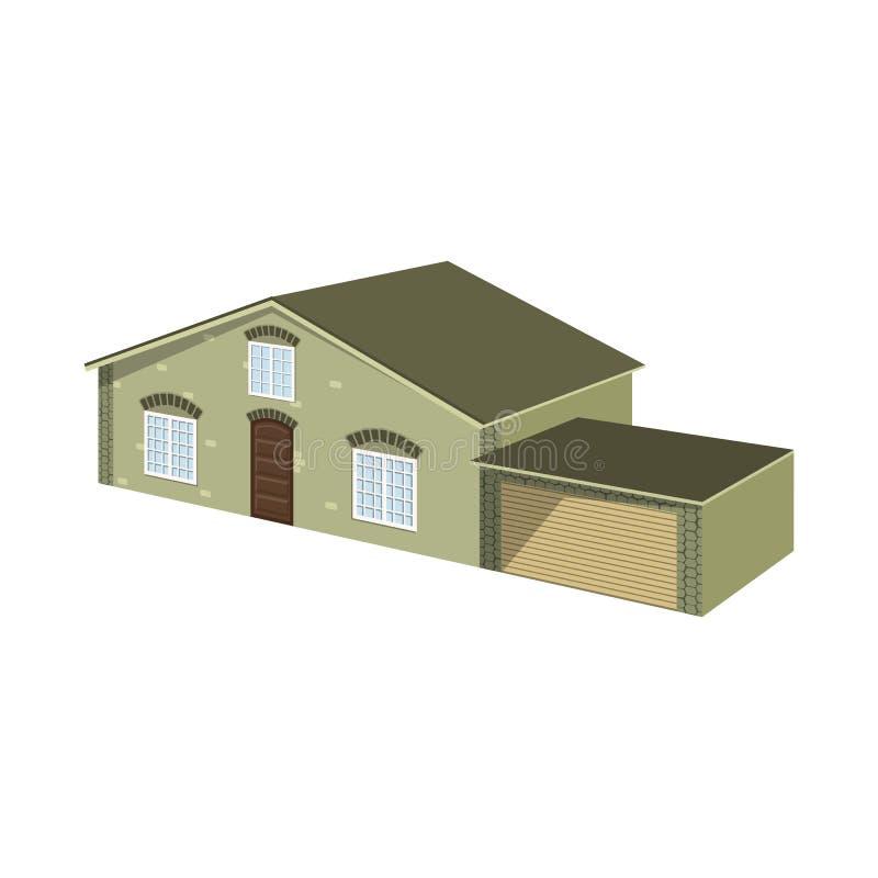 Vector illustration of house and villa logo. Collection of house and dwelling stock vector illustration. Isolated object of house and villa icon. Set of house stock illustration