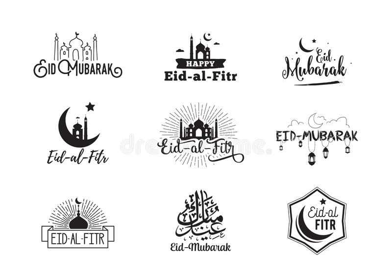 Most Inspiring Eid Holiday Eid Al-Fitr Greeting - vector-illustration-muslim-traditional-holiday-eid-al-fitr-typographical-design-usable-as-background-greeting-cards-72261614  Trends_978279 .jpg