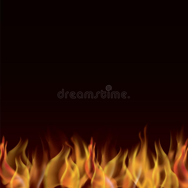 Realistic fire flame background design stock vector illustration download realistic fire flame background design stock vector illustration of bright blazing 109699289 voltagebd Images