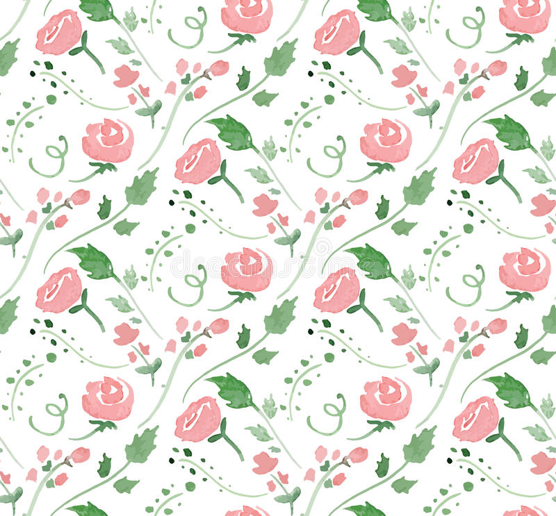 Seamless Pattern With Stock Vector