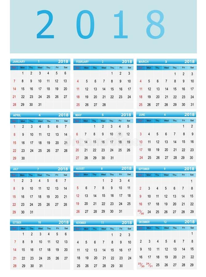Calendar Stock Vector Illustration Of Plain Calendar - Public relations calendar template