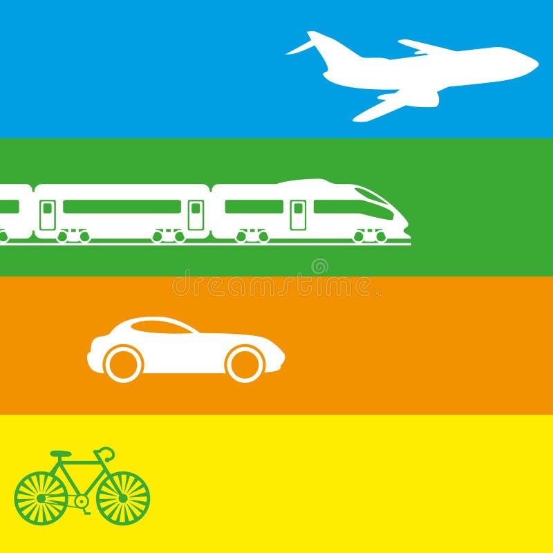 Download Vector Illustration. Transportation. Stock Vector - Image: 42536794