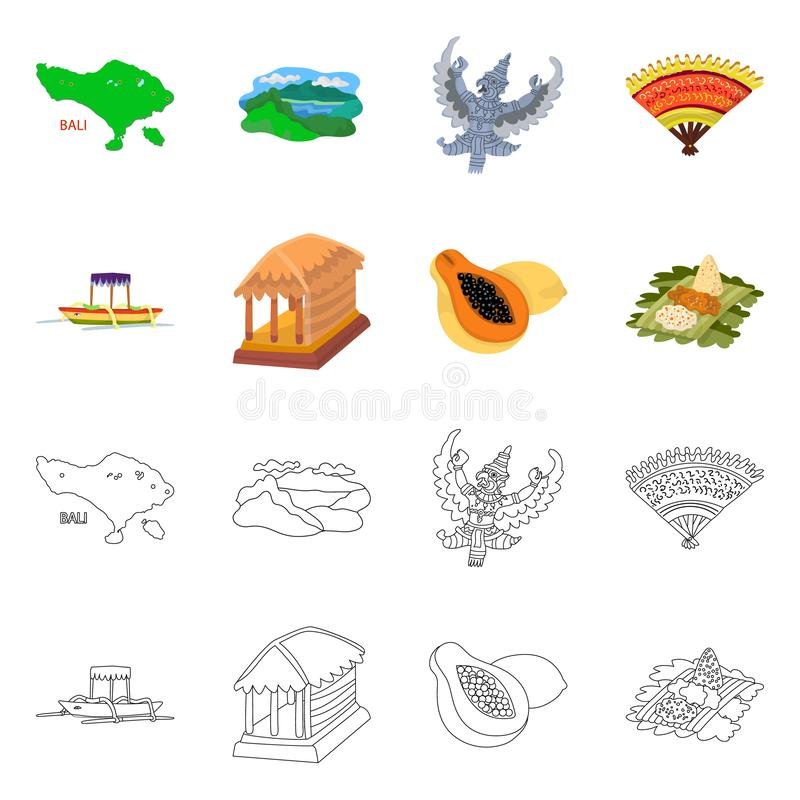 Vector illustration of and travel icon. Collection of and traditional stock symbol for web. Isolated object of and travel symbol. Set of and traditional stock stock illustration