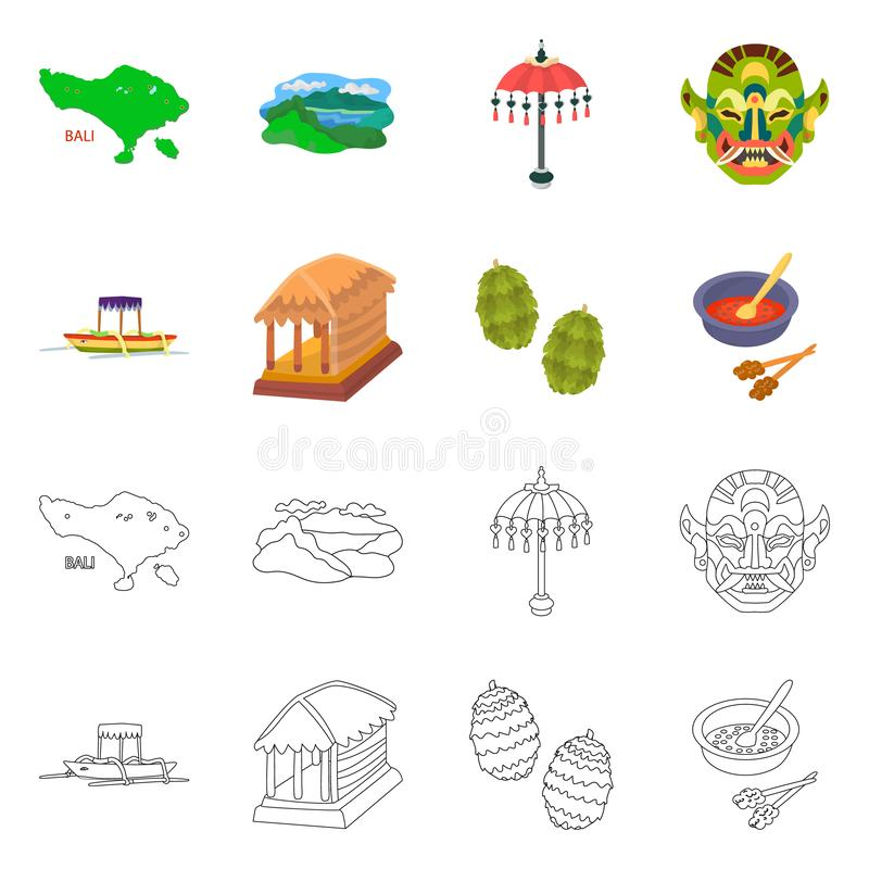 Vector illustration of and travel icon. Set of and traditional stock symbol for web. Isolated object of and travel symbol. Collection of and traditional stock vector illustration
